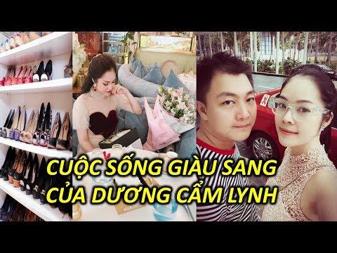 Trước Khi Li Hôn, Dương Cẩm Lynh Từng Sống Giàu Sang Như Bà Hoàng - TIN GIẢI TRÍ