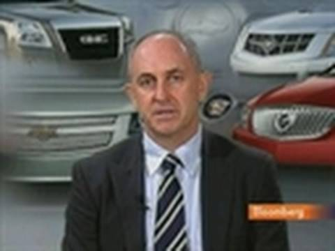 Liddell Says GM Public Offering Depends on Profitability: Video