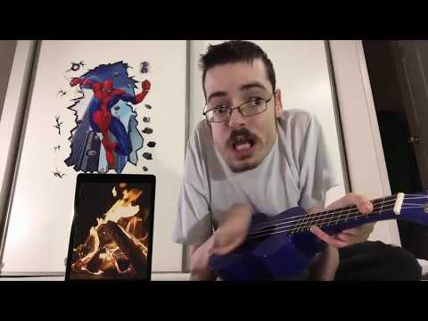 CAMPFIRE SONG SONG 🔥 - Ricky Berwick