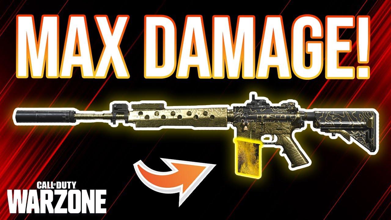 M4A1 MAX Damage Build - Socom Best M4A1 Class Setup Warzone