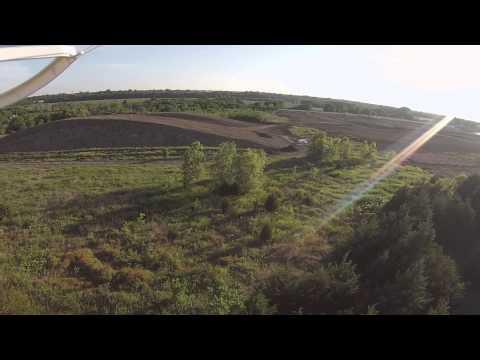 Quadcopter sobre Sachse Texas 5-26-14