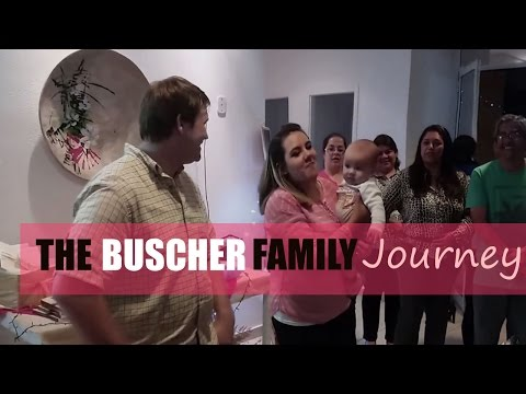 The Buscher Family Journey (Christian Missionaries to Brazil) [VOL 1]