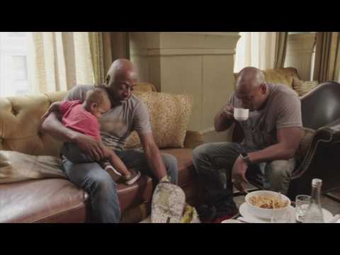 Dads Take Charge - Donnell Visits Dave Chappelle