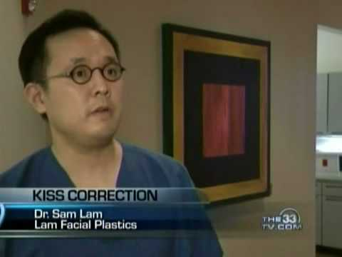 Lip Reduction/Correction 33 News (Dallas, Texas)