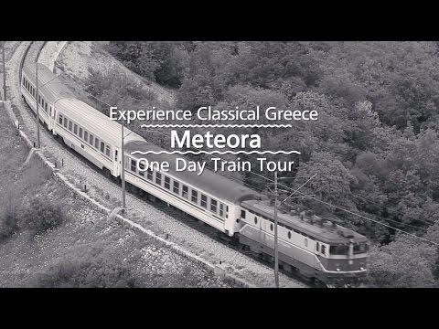 Meteora  by Train tour by Key Tours