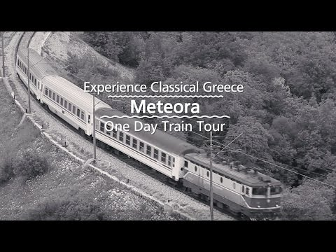 Meteora Full-Day Trip from Athens via Scenic Train - Video