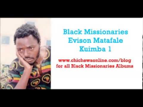 Black Missionaries Evison Matafale - Malawi