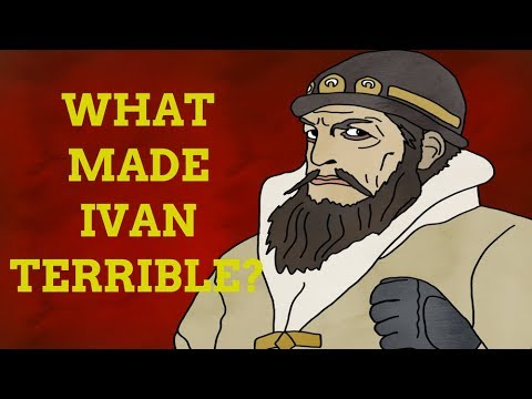 What Made Ivan Terrible?