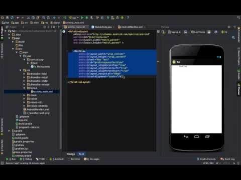 Android Studio Tutorial. Making a Register screen #2 (Java, JSON, HTTP ...