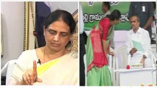 Sabitha Indra Reddy Personal Interview | Chatta Sabhallo Vanitha | Vanitha TV