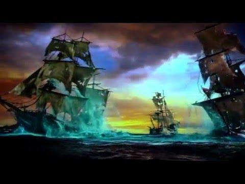 Pirates of the Caribbean - Shanghai Disneyland FULL Ride Through in HD