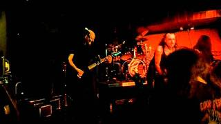 Heretic - We will destroy, Blood&Blasphemy, Horns of Hell, Monheim 03.09.2011