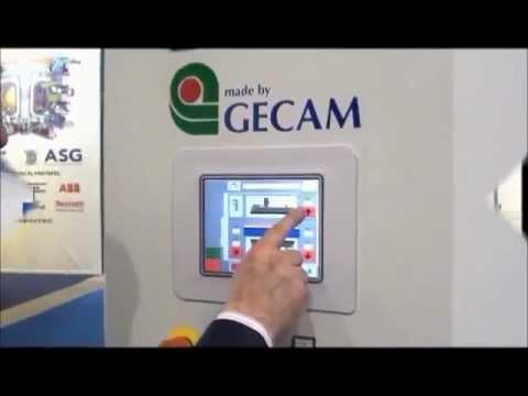 Gecam G13T станок для зачистки заусенцев