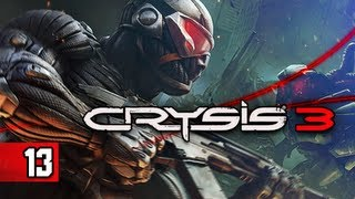 Crysis 3 Walkthrough - Part 13 Dune Buggy PC Ultra Let's Play Gameplay Commentary