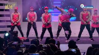 Wild Ripperz Crew Best Dance Performance at Mahesh Tutorial 's AFAE 2017