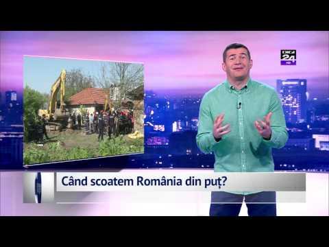 Când scoatem România din puț?