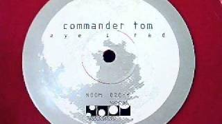 Commander Tom - Eye C Red