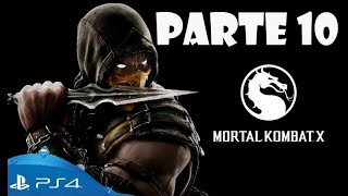 Mortal Kombat XL Modo Historia Capitulo 10 Raiden
