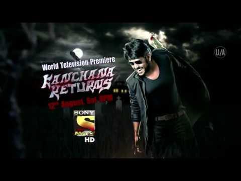 Kanchana Returns (Shivalinga) 2017 Official Trailer 2 | Raghava