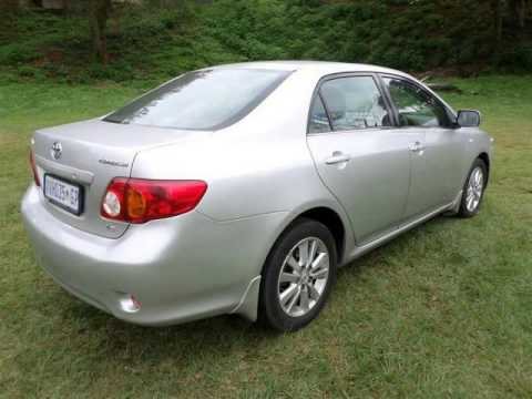 2008 Toyota Corolla For Sale >> 2008 Toyota Corolla 1 8 Exclusive Auto For Sale On Auto Trader South Africa