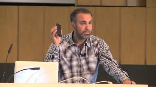 Entrepreneurship Summit 2013 in Berlin: Ibrahim Evsan - Ich lebe Social Media
