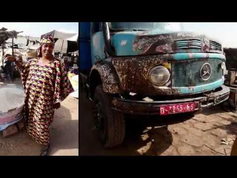 Mali -  Mopti Markets