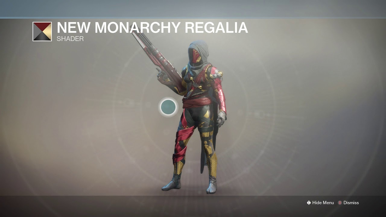 Destiny 2 Full Raid Gear On 305 Hunter