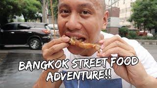 THE ULTIMATE BANGKOK STREET FOOD TRIP! | Vlog #212
