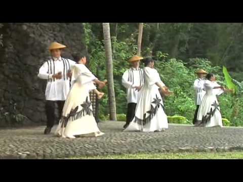 Jota Moncadena - La Danza Filipiniana