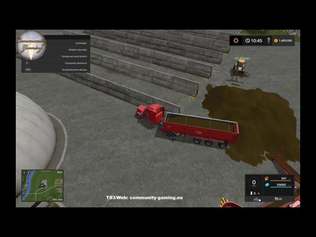 Let's Play Landwirtschafts Simulator 2017   BGA Rückwärts-Tour   Folge #030