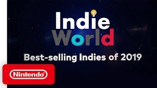 Indie World   Best Selling Games Of 2019   Nintendo Switch