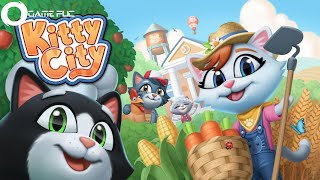 Kitty City - Kitty Cat Farm Simulation - Kids Games