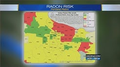New radon data highlights Oregon danger zones