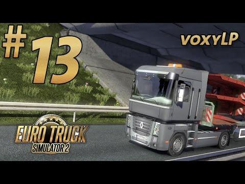 ETS2 #13 · Kredit, neue Garage, Fahrer und Lkw · [de]