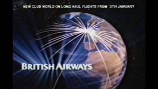 British Airways 'Red Eye Flight' 1990's TV commercial