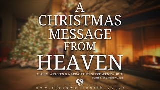 A Christmas Message from Heaven