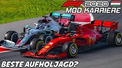 F1 2020 MOD KARRIERE #12: Hungaroring, Ungarn GP | Formel 1 2019 Gameplay German