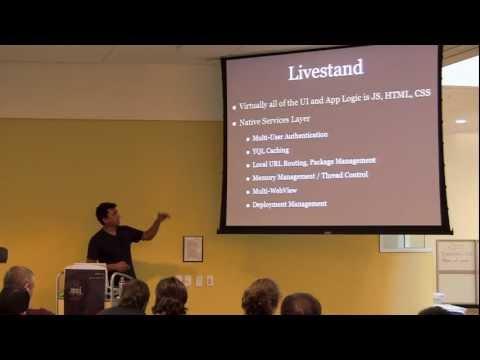Satyen Desai: Livestand Learnings