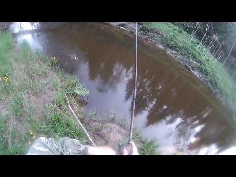 рыбалка май спиннинг