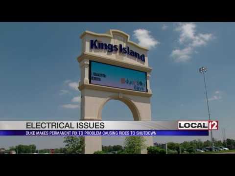 Duke Energy: Permanent fix made to Kings Island power problems