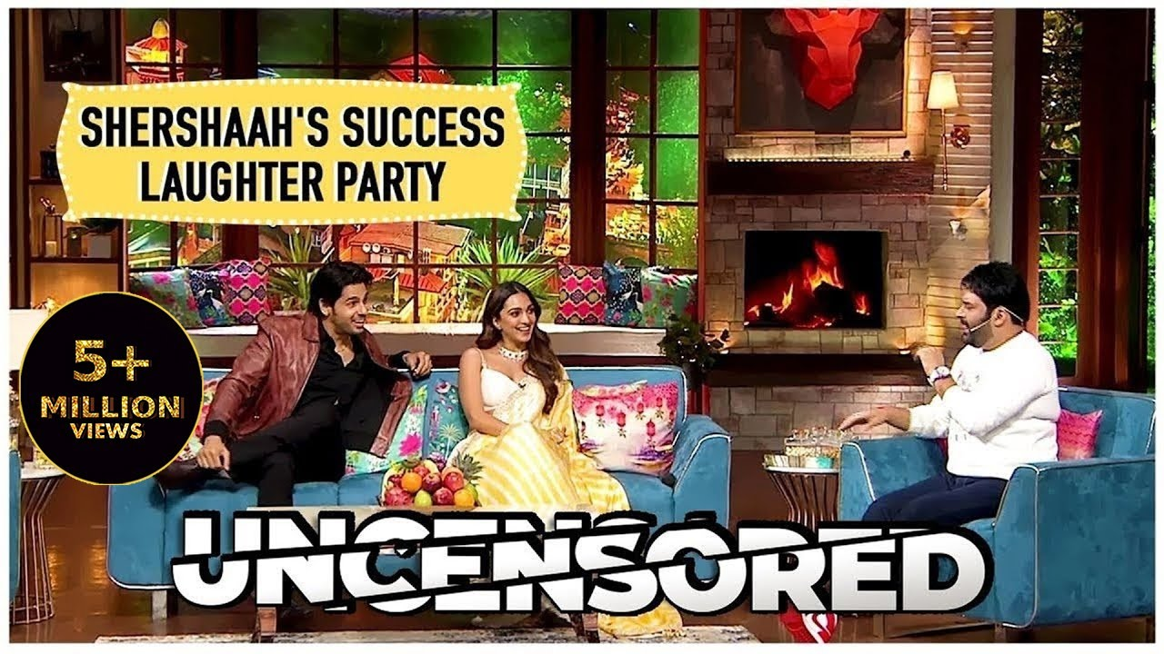 Download Laughter Night With The Star Cast Of Shershaah Uncensored | The Kapil Sharma Show | Sidharth, Kiara