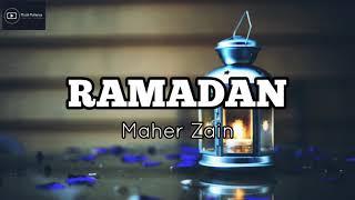 Cover images MAHER ZAIN - RAMADAN | MALAY/BAHASA (Lirik)
