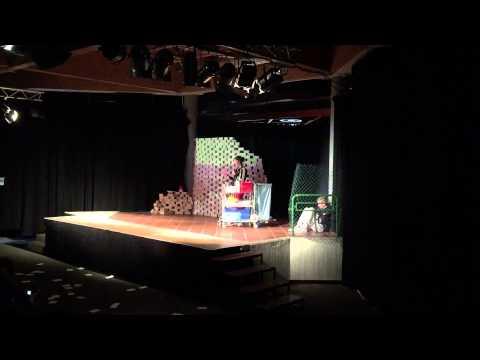 Die Welle Theater 2015 Münch