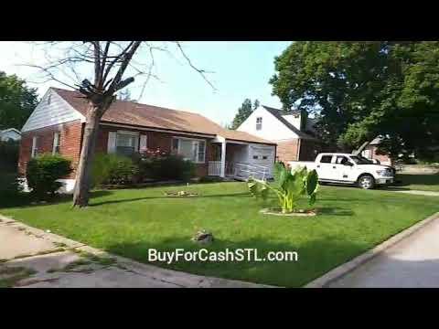 4607 Fletcher St Louis MO 63121 - St Louis Cash Buyers Real Estate