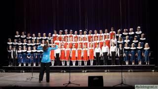''Мои ветры''. Исполняет сводный хор 2 и 3 класса ДШИ им. С. П. Дягилева