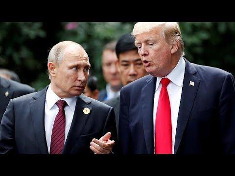 Trump com baixas expectativas para encontro com Putin em Helsínquia