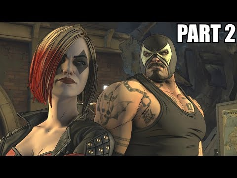 Batman The Enemy Within Episode 2 PC Gameplay Part 2 - THE PACT