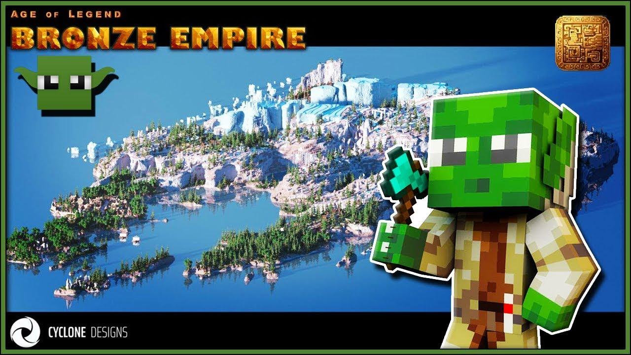 Minecraft Bedrock Edition Adventure Map Age Of Legend