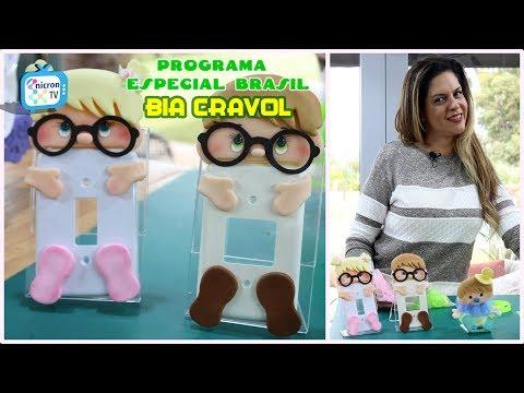 NICRON TV - Especial Brasil Bia Cravol Ep. 2