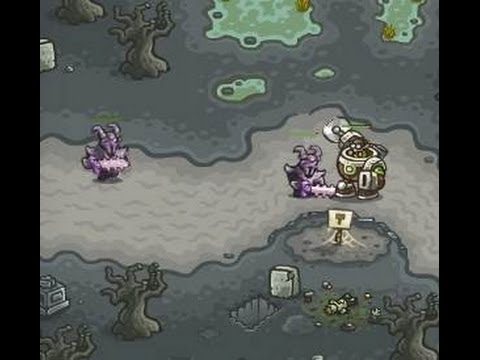 Kingdom Rush - Ancient Necropolis - 3 Stars - NLL